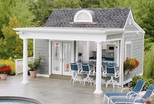 Parents - Pool house
