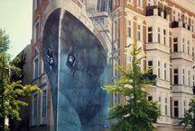 street art /painted walls