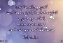 Idézetek! / by Anita Szelcsányi