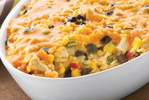 Food ~ Casseroles / by Dina Anderson