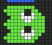 Cross stitch n beads
