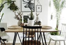 Home-Living with plants