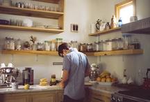 Kitchen ideas / by Tahiana Araujo