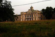 Znamenka estate - Peterhof