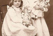 Régi családi fotók, gyerekek