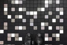 Floors / Because you never know where the next great quilt idea might come from!