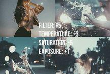 Edição de fotos