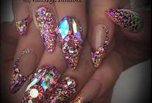 Colorfull Nails!