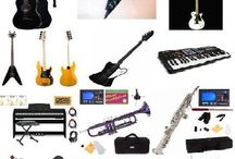 Musical Instruments / From stage to studio, this is your source for the gear you need to perform your best--whether you're a beginner or a seasoned musician.