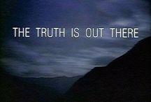X-Files Taglines