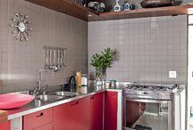 Cozinhas Apartamento