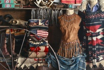 Country / western clothing and things