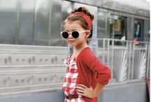 Girls Clothing Sewing Inspiration / by Monica Hobbs
