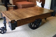 Furniture with History Behind It / by Buffalo Jackson Trading Co