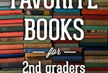 Books the students will love to read! / This board is full of reading material that is perfect for second grade students.