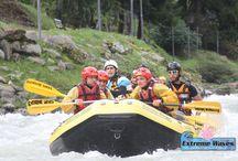 Extreme Waves Rafting 5 Agosto 2014