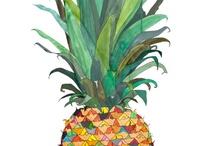 My Pineapple Obsession / by Rachel Miske