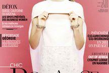 Les couvertures de Madame Figaro en 2014 / Madame Figaro - France