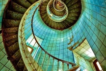 The downward spiral / by Michelle Powell