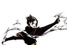 Avatar:the last air bender / geek manga anime
