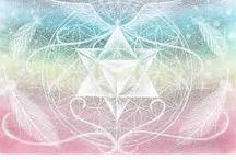 神聖幾何学模様