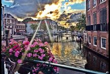 Beautiful Leiden (Netherlands)