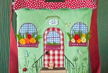 sewed babyhouse