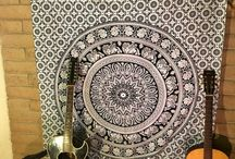 Mandala Tapestries / Mandala Tapestries