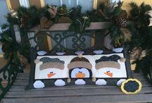 Bench Pillow Kits