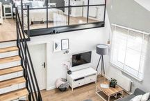 LOFT IDEAS - Loft Living + Decor