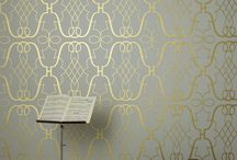 WALLPAPER FAVOURITES / NIna's pick of all her wallpaper favourites from collections past and present, all still available. Nothing beats a wallpapered wall so get inspired