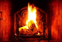 Fireplaces and campfires