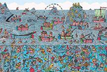 Hvor er Holger?