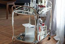 bar cart inspirations