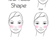 You're making me blush..... / Tips and tricks for perfect cheeks