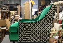 #ChairAffair 2015 / Toronto Designer | The Furniture Bank | Charity Event | Fundraising Gala Event | Cori Halpern Interiors | Design Process