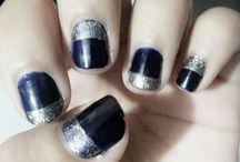 New nail colour