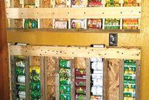 Depozitare hrană