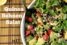 Quinoa / Because quinoa is so awesome, it deserves its own board. Yum!