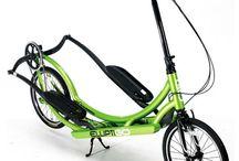 Elliptigo / Bike. Cross trainer