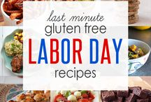 A gluten free Labor Day BBQ