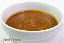 Sos de caramel jamila