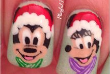 Fingernail Polish and Designs / by Mary Wilkening