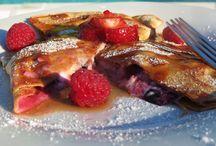 Breakfast, yum-yum! / by Jen Preston