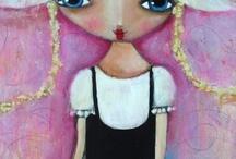 Suzi Blu inspired art