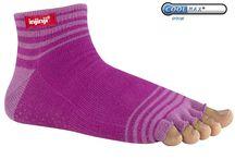 Injinji   Yoga Toe Socks / by Injinji