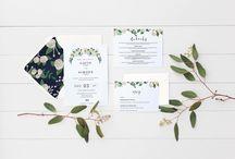 W E D D I N G S / Monsoon Creative Wedding Stationery