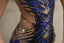 gymnastic dress