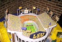 GEAUX Tigers!!! {LSU} / by Vanessa Bontempi