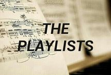 THE PLAYLISTS ♡✌ / Comment a song that matches the theme of the 'playlist', If you can think of a new theme just pin it to the board! :) invite as many people as you want!